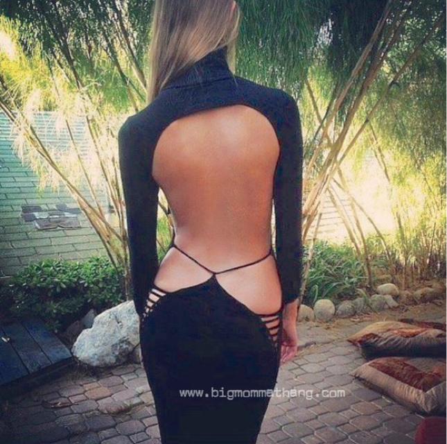 The little last black dress