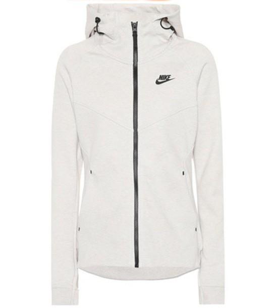 Nike hoodie grey sweater