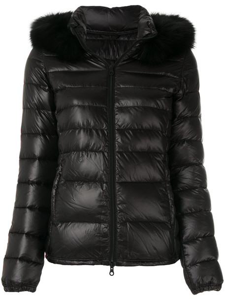 Duvetica jacket women black