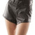 Alexa Leather Shorts – Wunderlust
