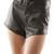 Alexa Leather Shorts – Wunderlust