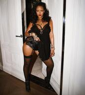 shoes,sandals,lingerie,lingerie set,blue,all black everything,rihanna,instagram,sexy,sexy lingerie,edgy,celebrity,underwear