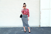 ktr style,t-shirt,sweater,skirt,shoes,bag,jewels