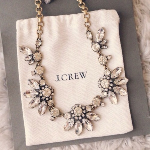 jewels necklace gold diamonds jewelries cute nacklace jewelry