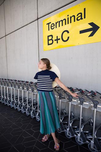 skirt blogger blogger style midi skirt pleated metallic pleated skirt sliders