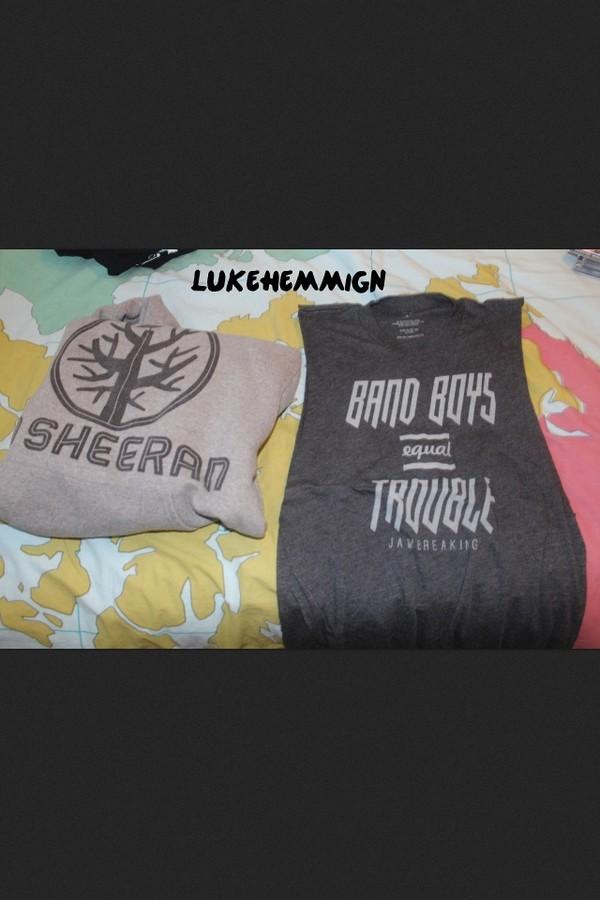 shirt ed sheeran tree hoodie