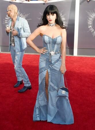 dress katy perry vma jeans