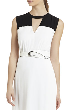 Loop-Front Hip-Waist Belt | BCBG