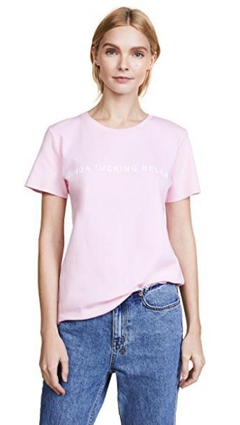Natasha Zinko pink top
