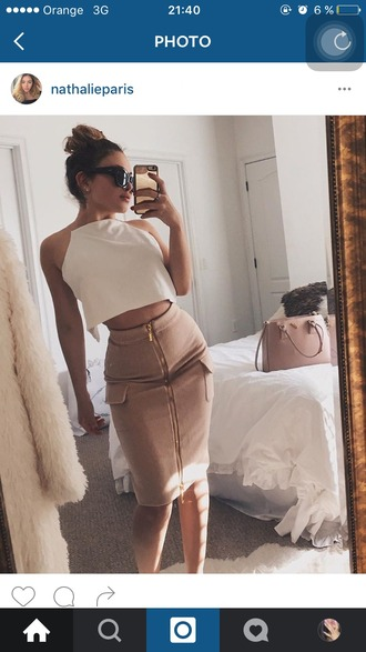 skirt sexy sexy shirt style style me celebrity style celebrity celebstyle for less kim kardashian style