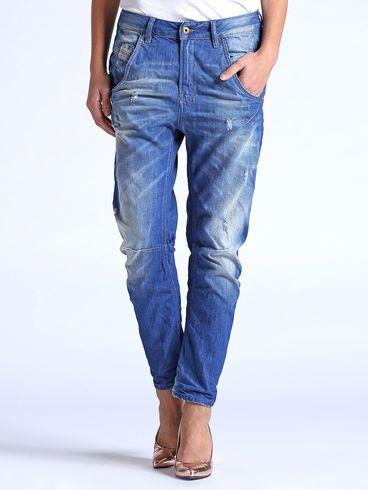 Jeans Diesel Femme sur le Store Officiel Online