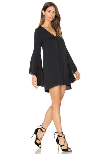 dress jean dress black