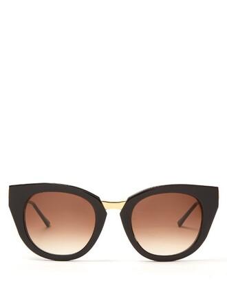sunglasses black