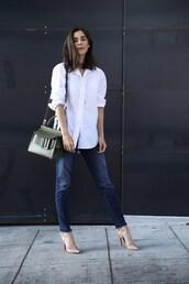 inspades,blogger,jeans,shirt,shoes,jewels