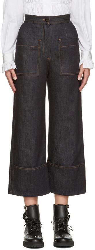 jeans navy