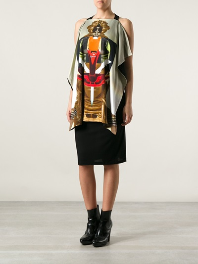Givenchy Tribal Dress - Stefania Mode - Farfetch.com