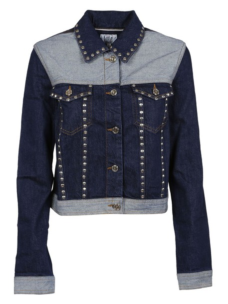 Tommy X GiGi HADID jacket denim jacket denim studded