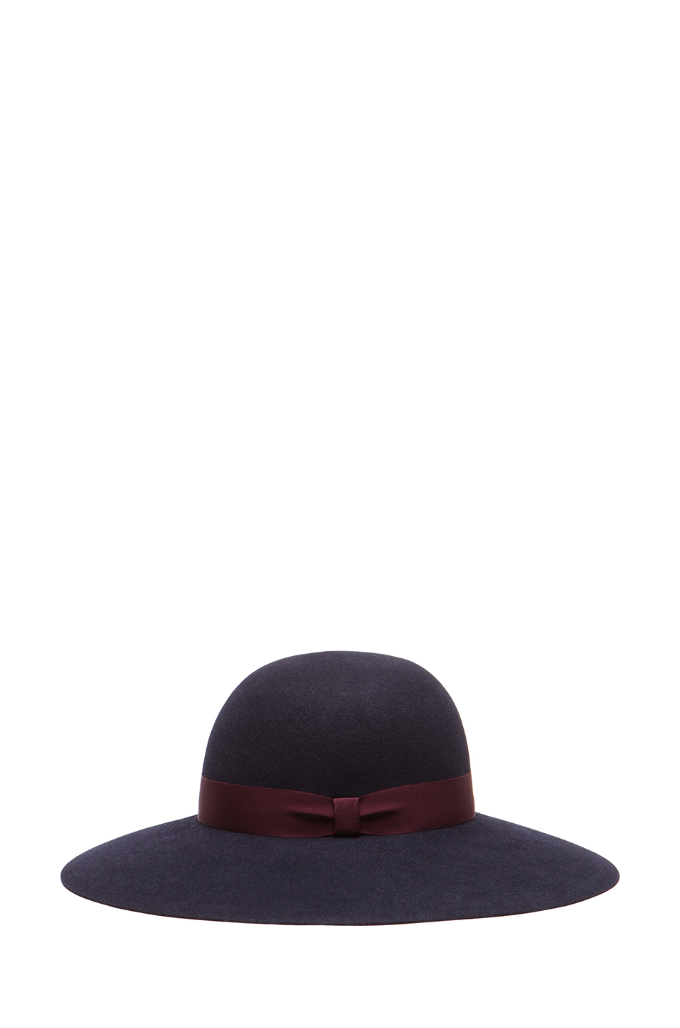 Lanvin | Capeline Hat in Navy Blue