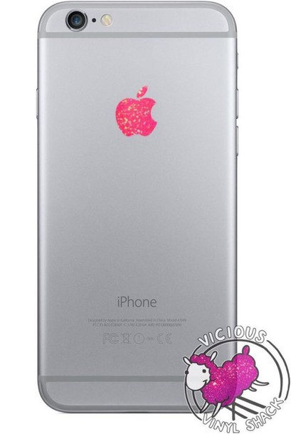 phone cover phone cover iphone apple pink silver iphone 6 case iphone case iphone cover
