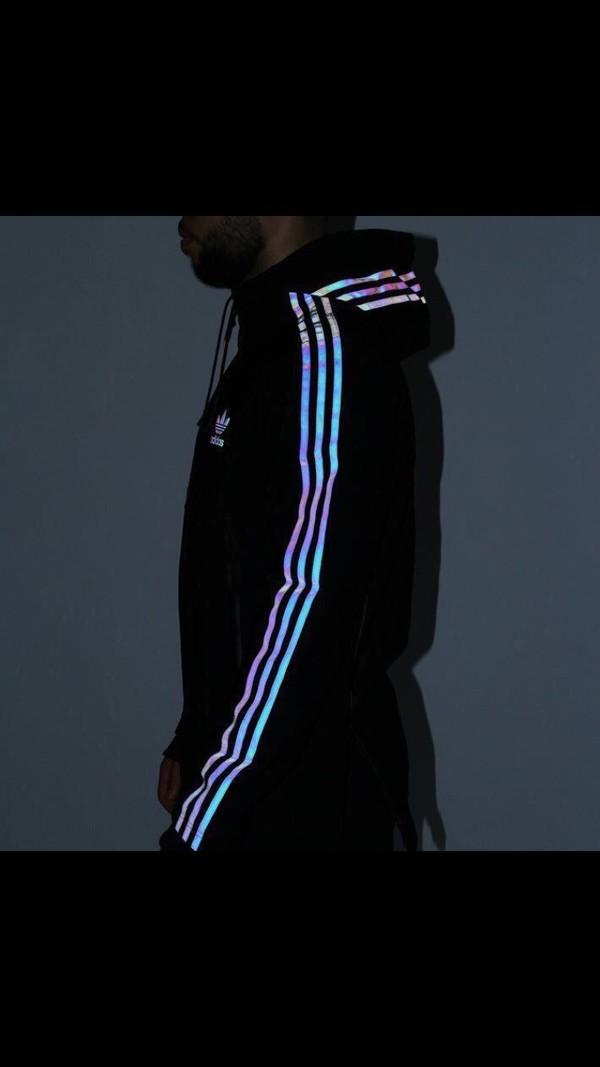 Jacket Adidas Glow Up Sweatshirt Windbreaker Adidas