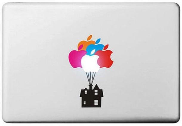 home accessory laptop laptop sticker disney up disney up cute grunge cool apple geek macbook air stickers etsy