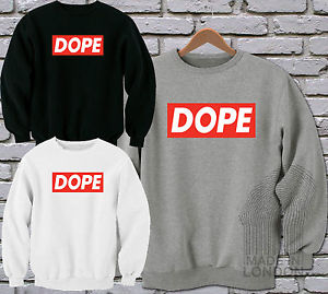 Dope Disobey Swag Hipster Hype YMCMB Lil Wayne Drake OFWGKTA Sweatshirt Sweater | eBay