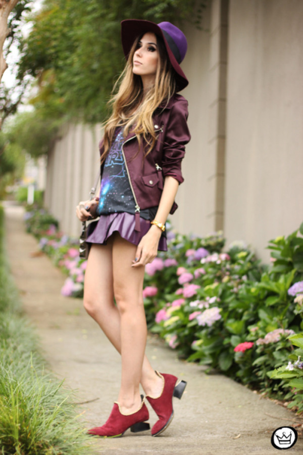 fashion coolture skirt t-shirt jacket hat bag