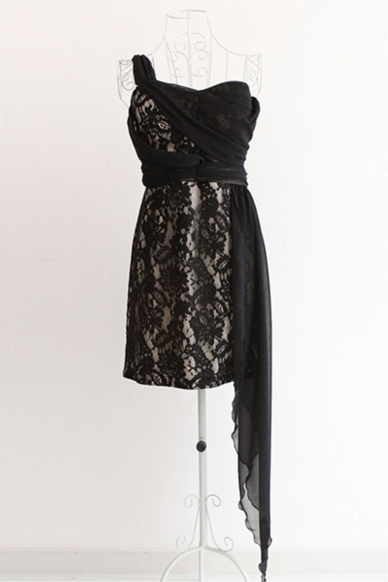 Black Collarless Sleeveless Sexy Sli One-piece Dress,Cheap in Wendybox.com