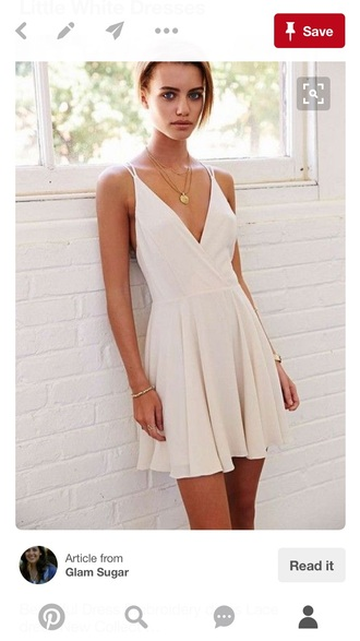dress summer summer dress short dress girly fashion sexy casual white dress