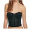Bustier crop top by féroce