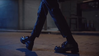 shoes black grunge tablo kfashion platform