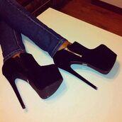 shoes,high heels,ankle boots,black heels,boots,black,plateform shoes,plateau shoes,black boots,black high heels,high heeled boots,jeans slim,zip,platform shoes,chaussures,chaussures à talons,chaussures talons hauts,heels,booties,booties shoes,bottes,bottines,bottines à talon,fermeture eclair,black booties,black  high heels,zip up heels,heel