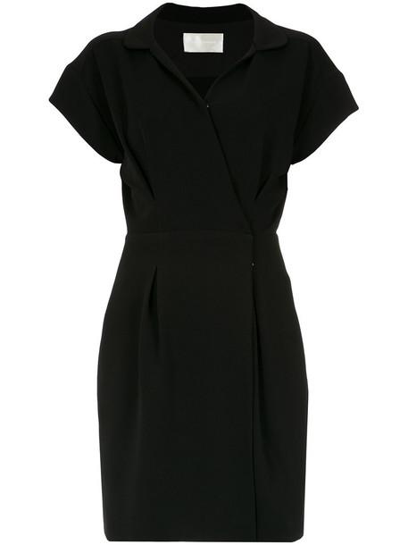 dress style women spandex black