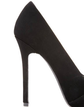 ASOS | ASOS PENSIVE Pointed High Heels at ASOS