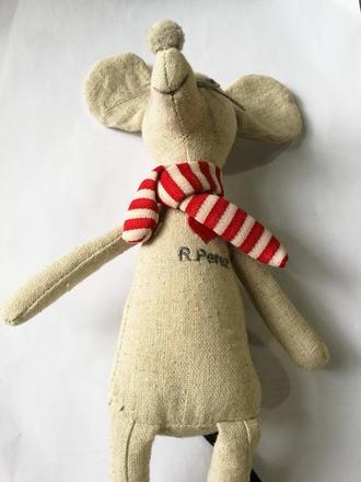 home accessory rat stuffed animal