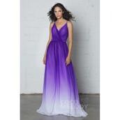 dress,floor length dress,wedding clothes,ombre bleach dye,sheath wedding dress,zipper dress