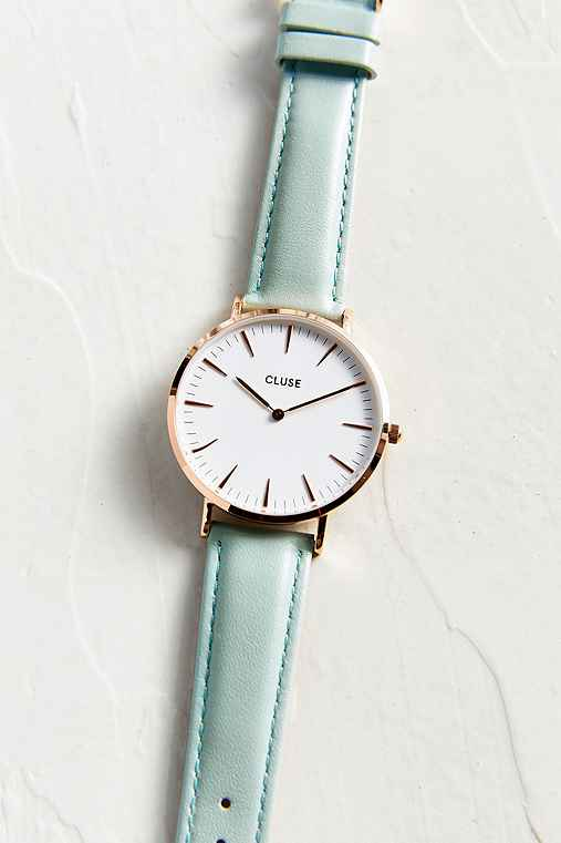 cluse la boheme rose gold watch urban outfitters