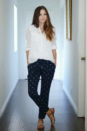 pants,track,blue,eyeprint,print,eye,dark,dark blue,white,black,summer,loose,comfy,cool,pretty,beautiful,amazing