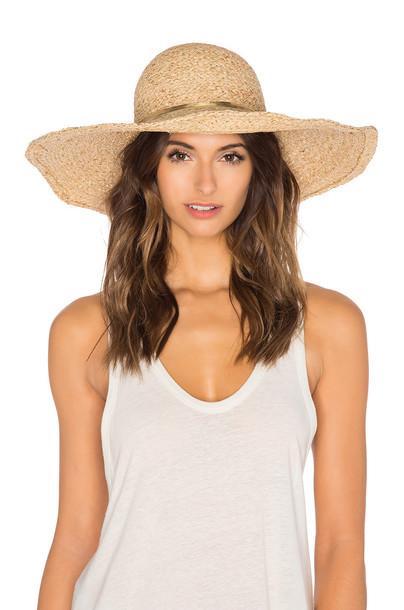 Hat Attack metallic braid cream