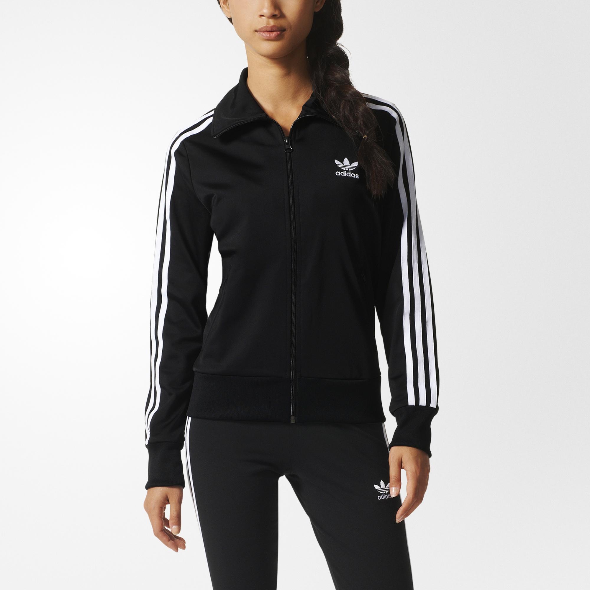 75a31fa8a49 adidas Firebird Trainingsjack - zwart | adidas Officiële Shop
