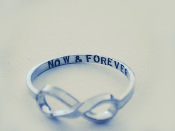 jewels infinity ring forever now