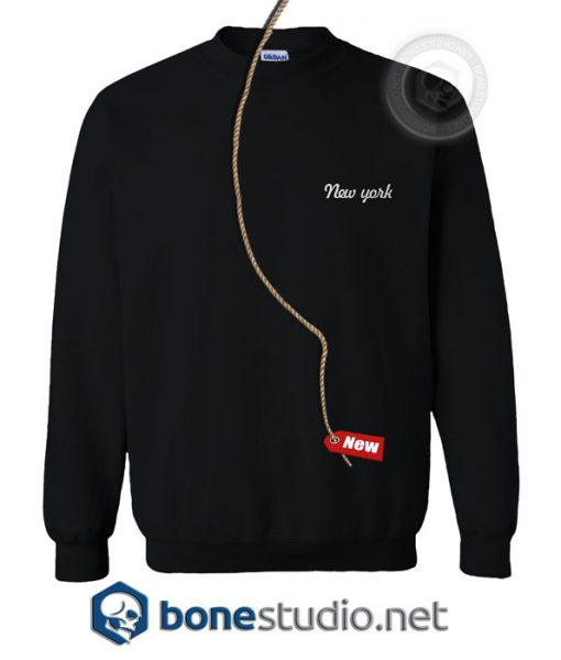 New York Sweatshirt size S,M,L,XL,2XL,3XL