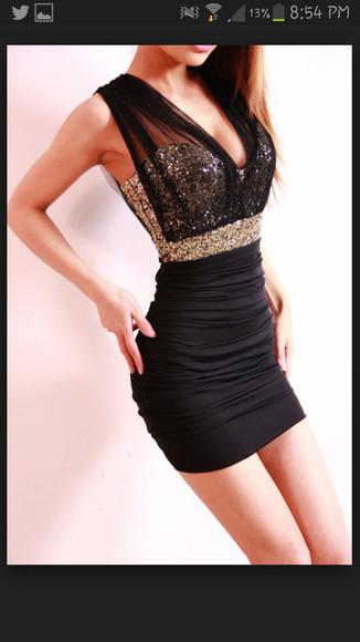 fitted dress diamonds short