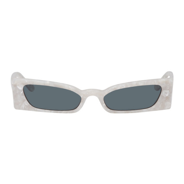 sunglasses white