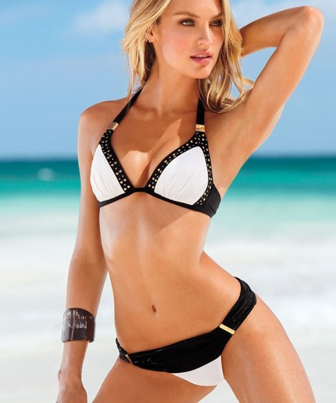 swimwear bikini white bikini victoria's secret black bikini victorias secret summer black & white bikini lowrise victoria's secret angel victoria's secret model victoria's secret clothing vs angel vs gold push up swimwear push up bikini push up pushup bikini top