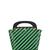Tory Burch Striped Bermuda Bag