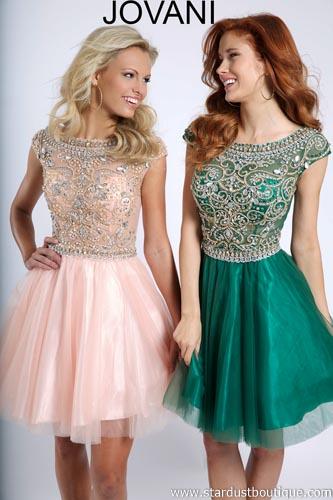 Jovani 94228 short homecoming dress