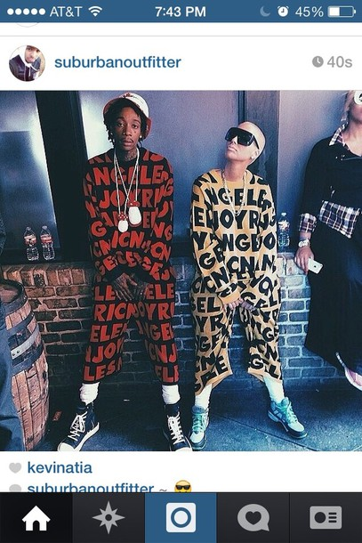pants amber rose wiz khalifa