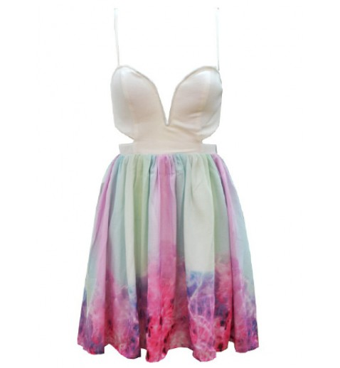 Galaxy Skater Dress - Party Dresses - Dresses - Clothing