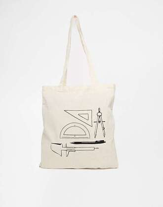 bag tote bag tumblr hipster